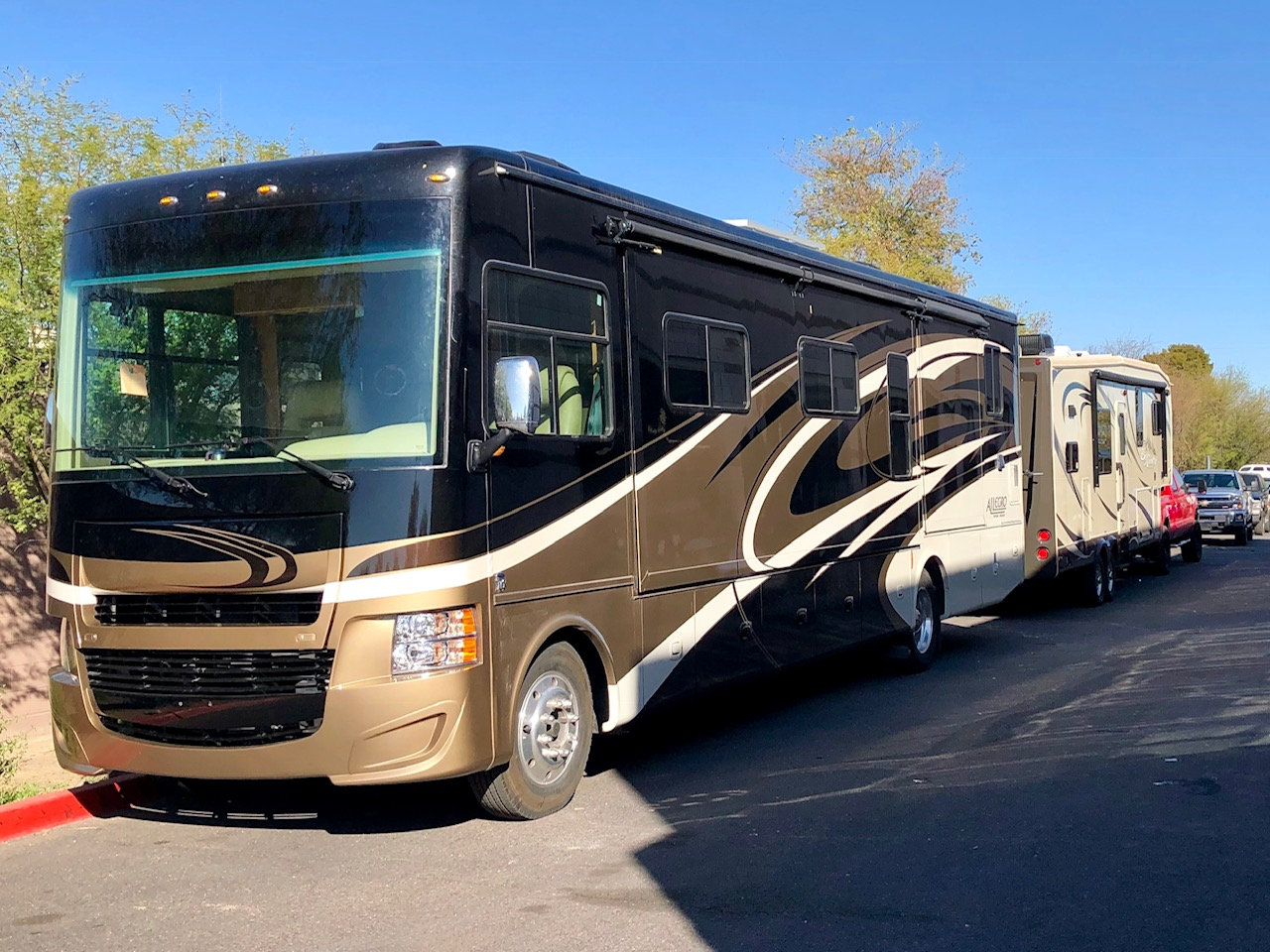 RV and Camper Repair Services