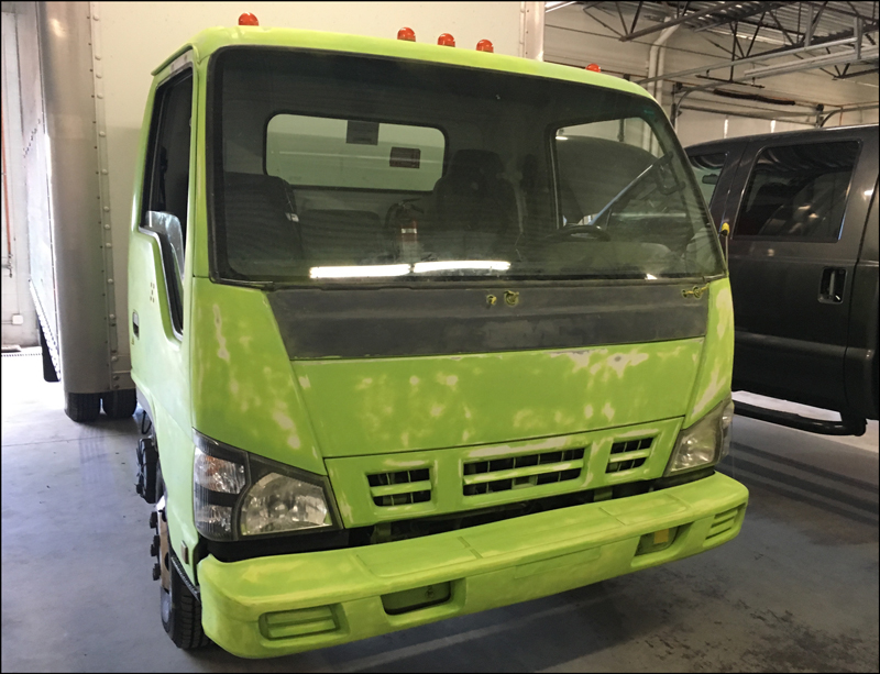 before-greenworktruck