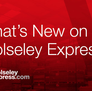 What's New On Wolseley Express Tutorial video  Online tutorial for newly launched site. Primary copywriter for script and coordination of screen shots and video direction with agency.  Produced in English and French.