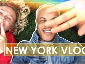 My 96 Hour Getaway in New york (NYC Summer Vlog) (Video Included)