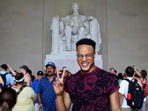 Heyo, Abe Lincoln! {A day in Washington D.C.}