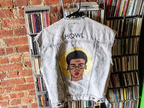 DIY w/ Howl - Paris Edition [Custom SELF-PORTRAIT DENIM VEST]
