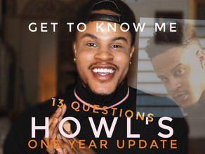 Get to Know Me TAG: Q& A{One year Update} (Video Included)