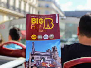 Top 5 things to do in Paris (Part 1)