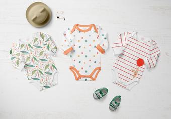 Amarantha Baby Clothes