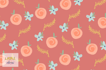 Floral Lucky collection