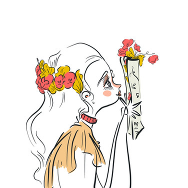 Floral Read