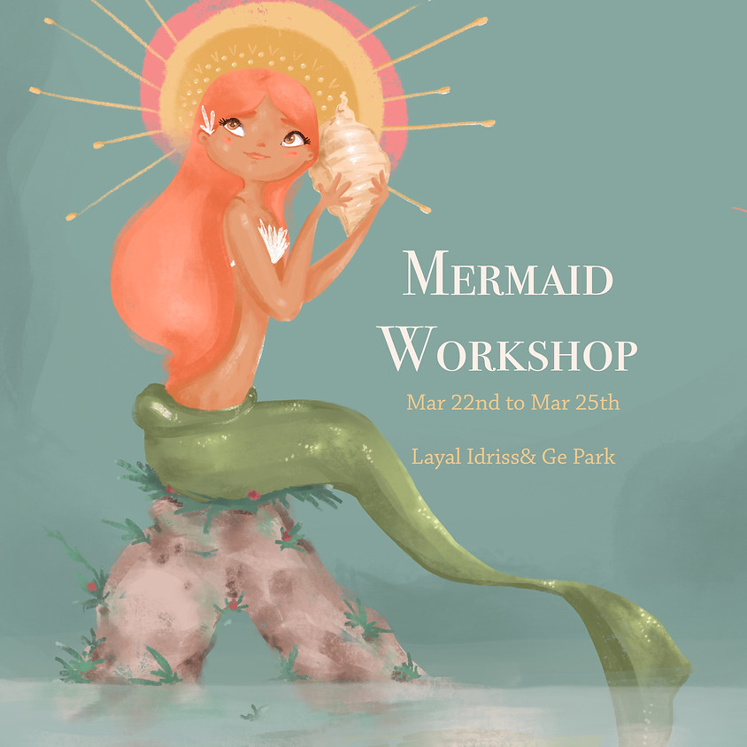 Learn how to draw Mermaids