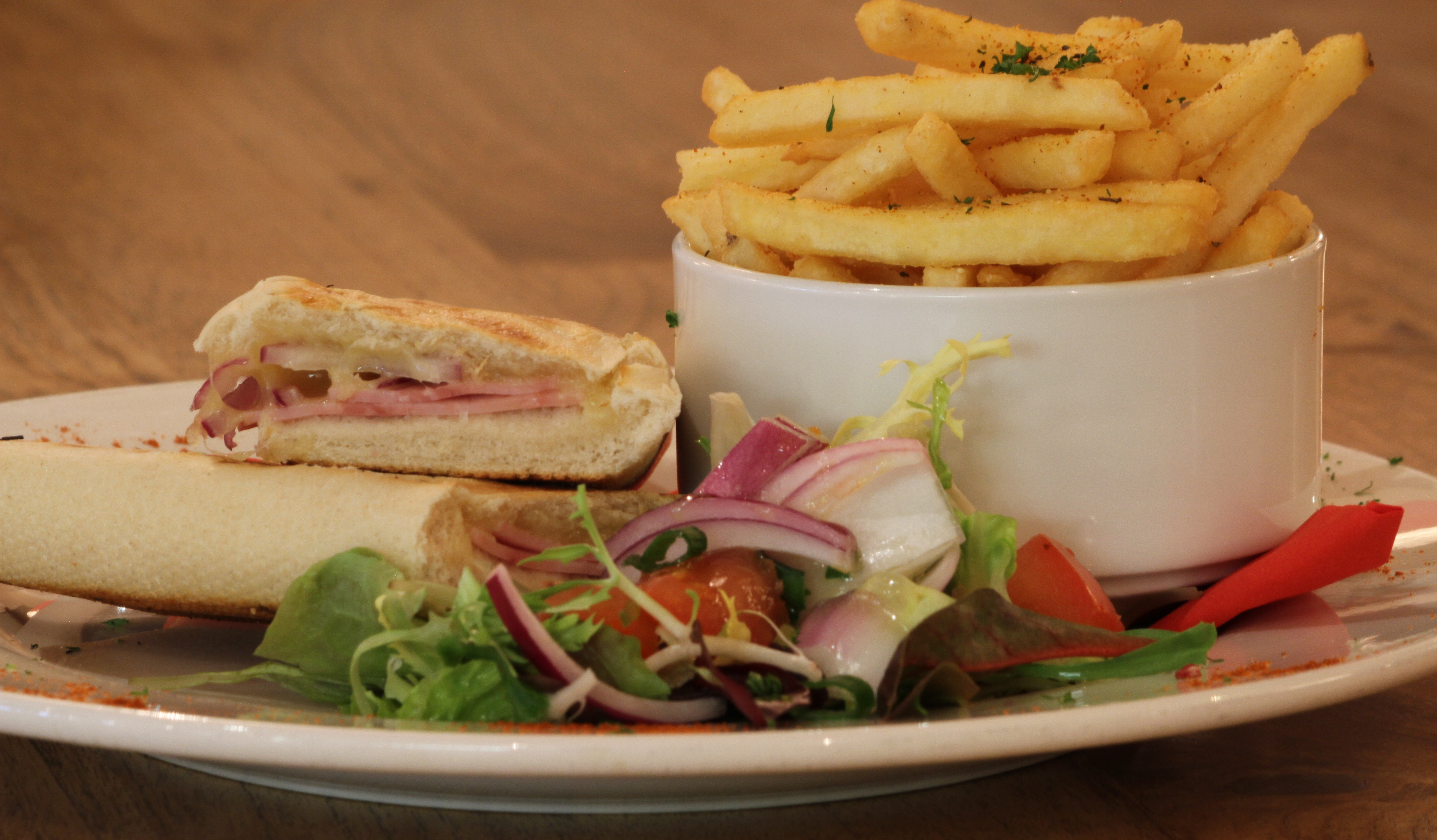 Cafe Greenock, Coffee Shop, Lunch