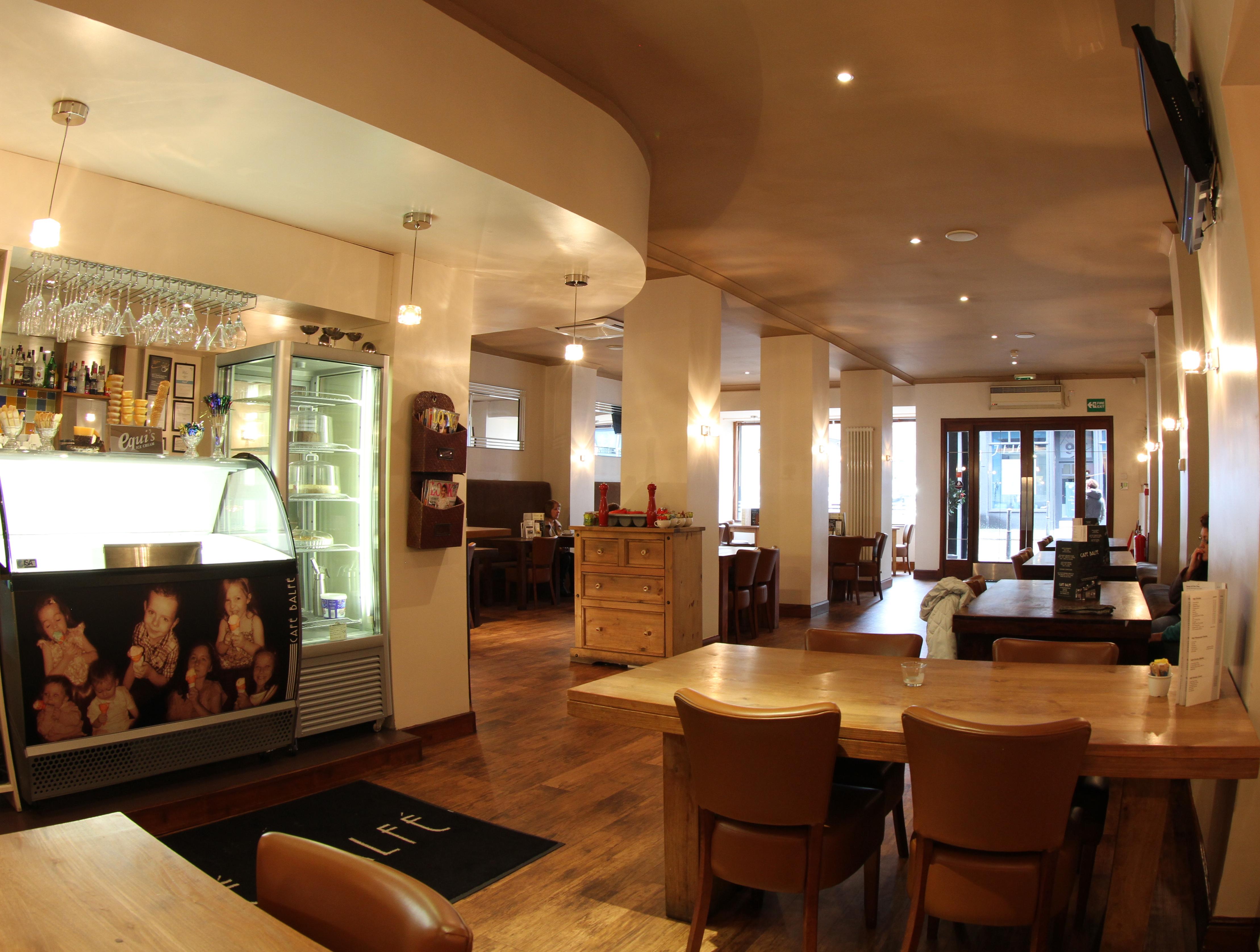 Cafe Balfe Bar Greenock