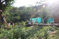 la Casa en Construcción