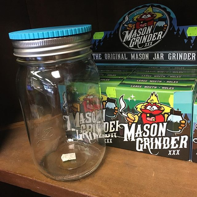 Mason Grinders-name says it all!