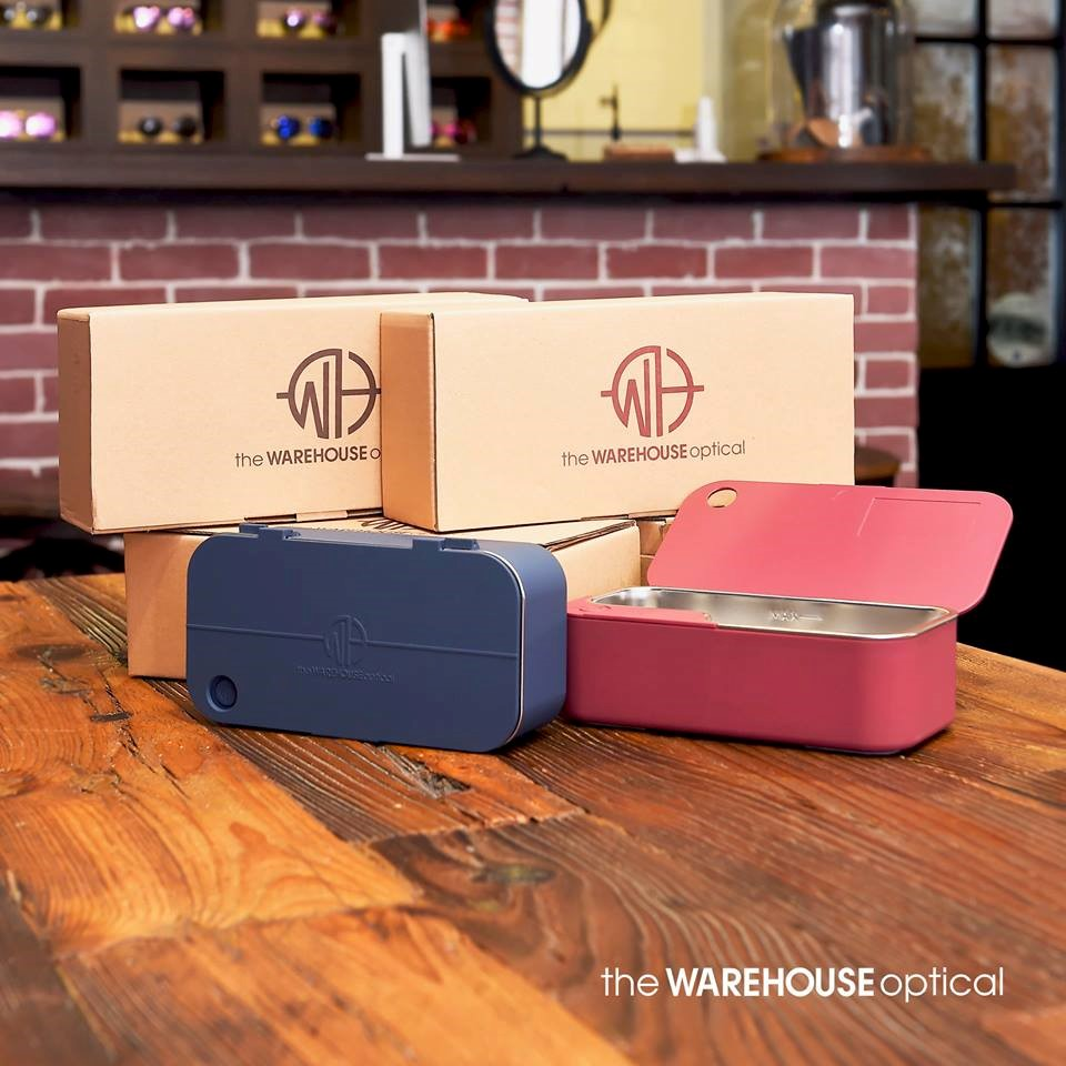 The Warehouse Optical x Smartclean