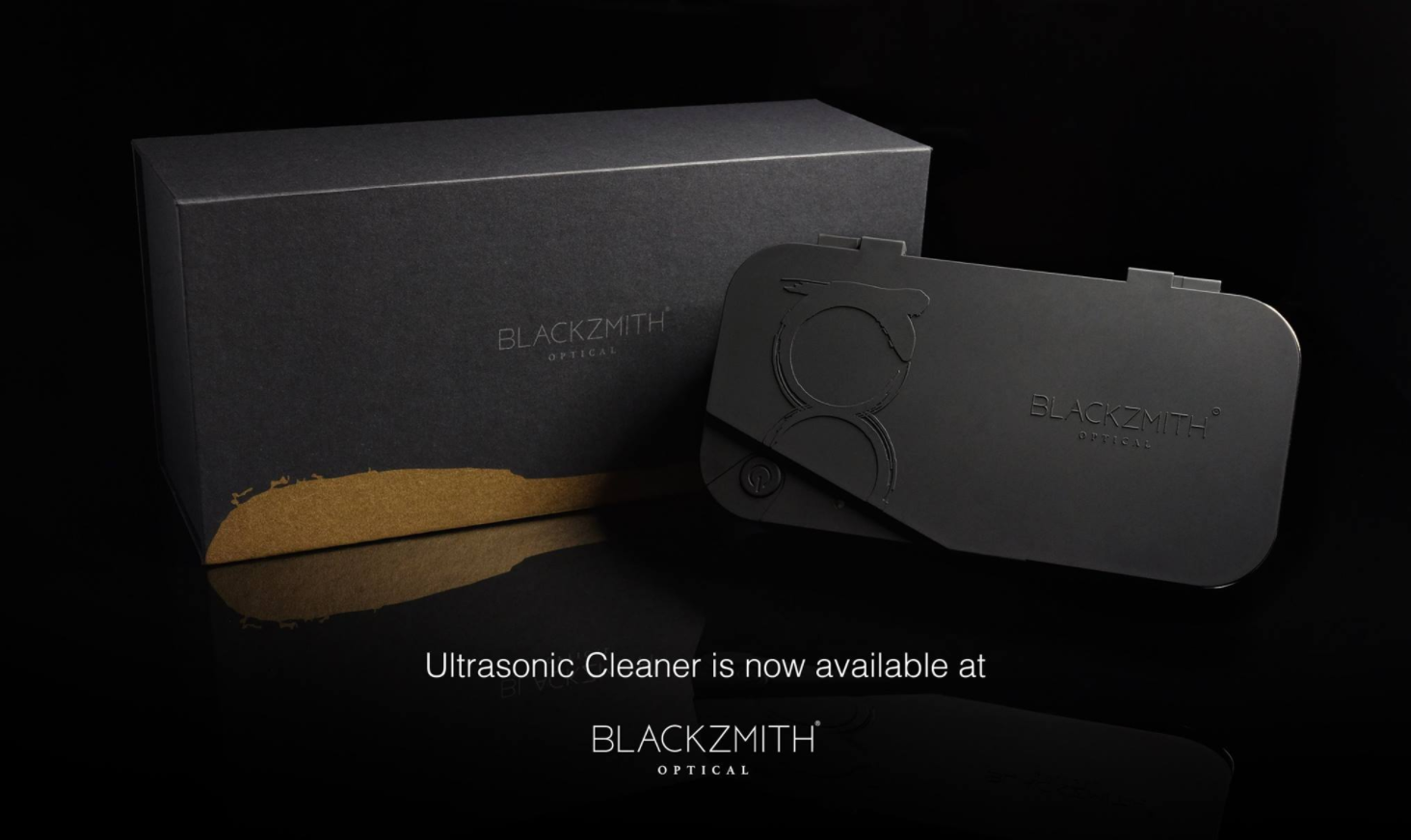 The BlackZmith Optical x Smartclean