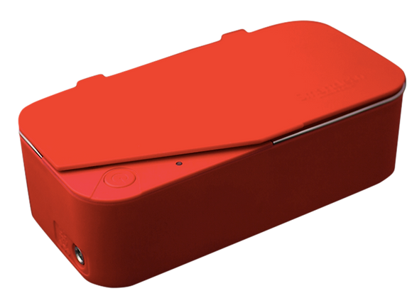 Eyewear Ultrasonic Cleaner Vision.5 | Red