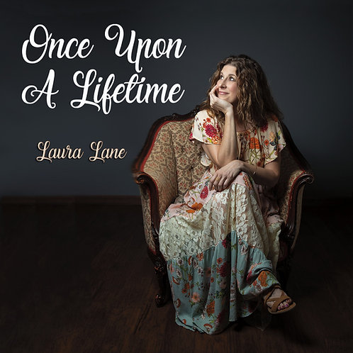 """""""Once Upon A Lifetime"""" CD - Physical Copy"""