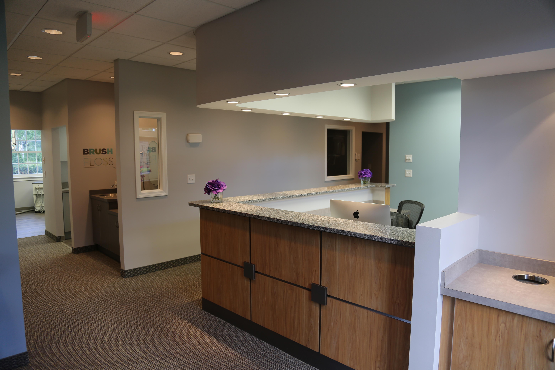 Family Orthodontics Front Desk