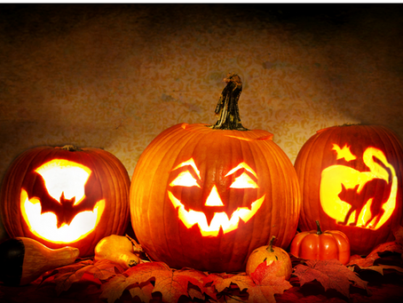 Happy Halloween from the team at CKN Print