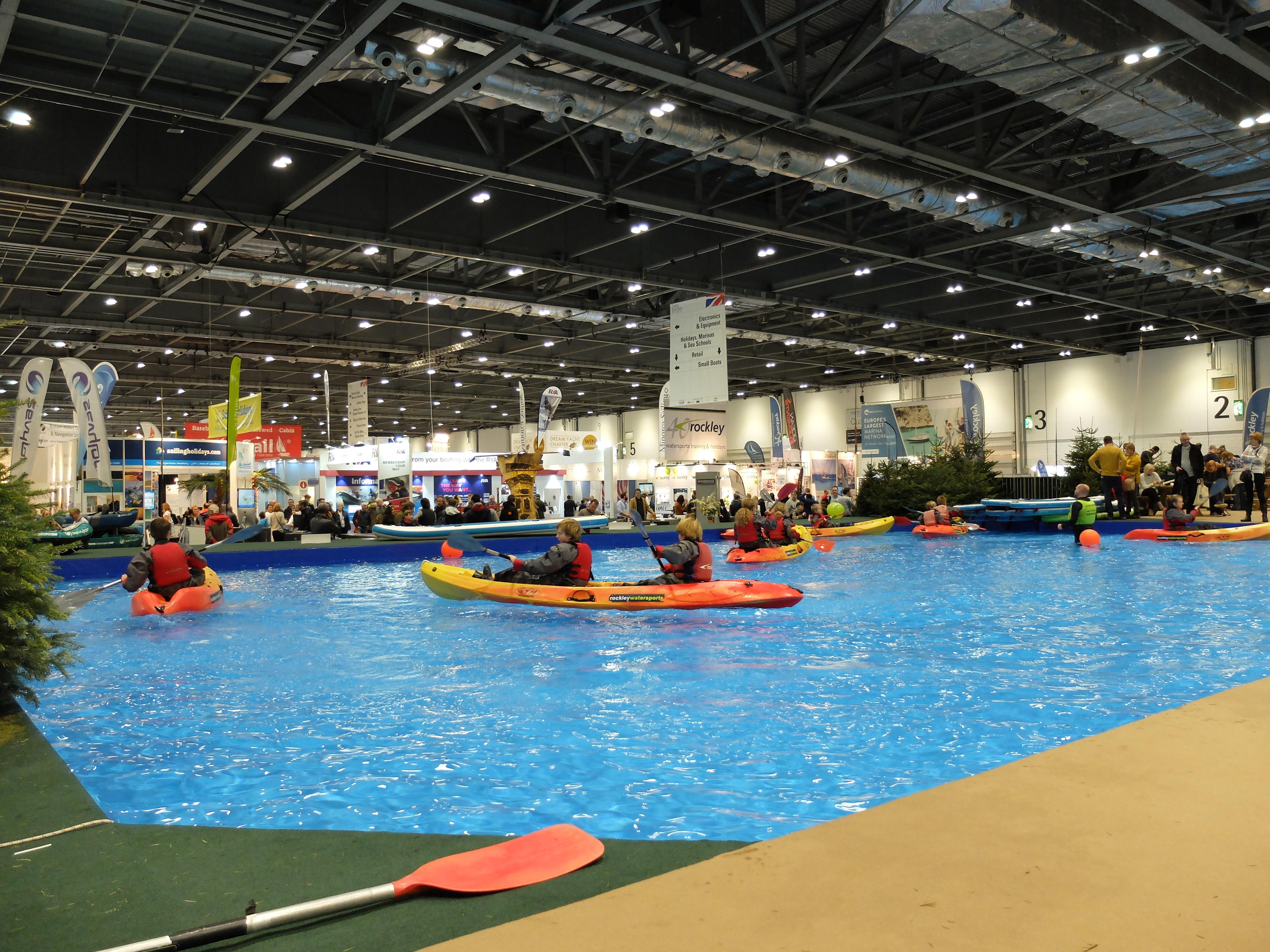 Watersports Pool