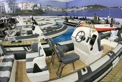 Suzuki Floating Exhibition Stand