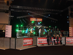 Stage Design Build and AV Supply