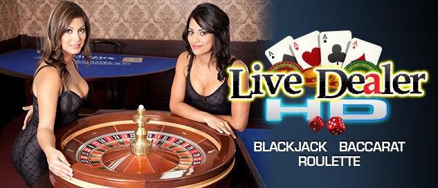 Live Dealer HD