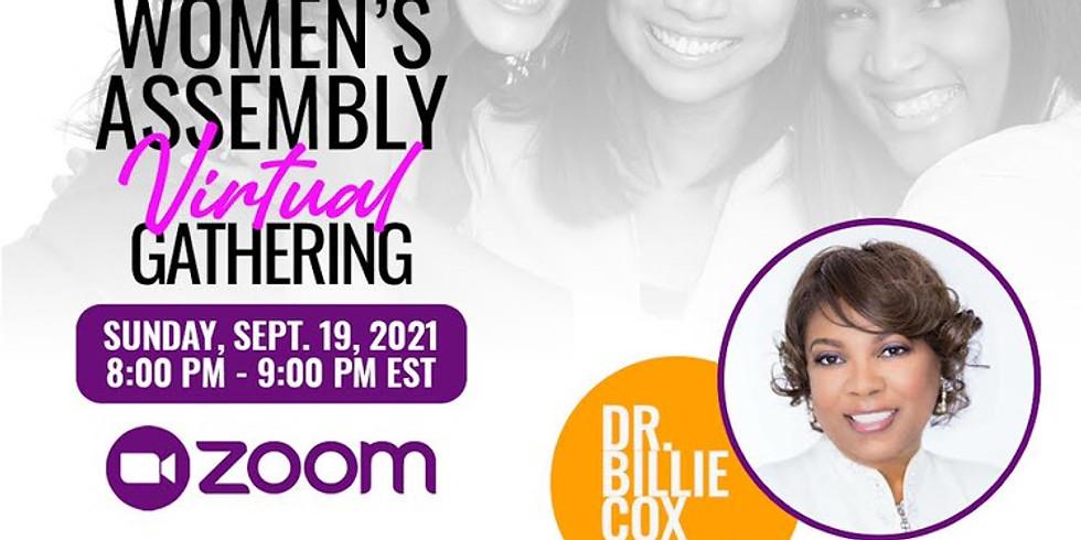 KIC Women's Assembly Virtual Gathering