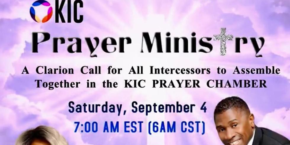 KIC Prayer Chamber Call