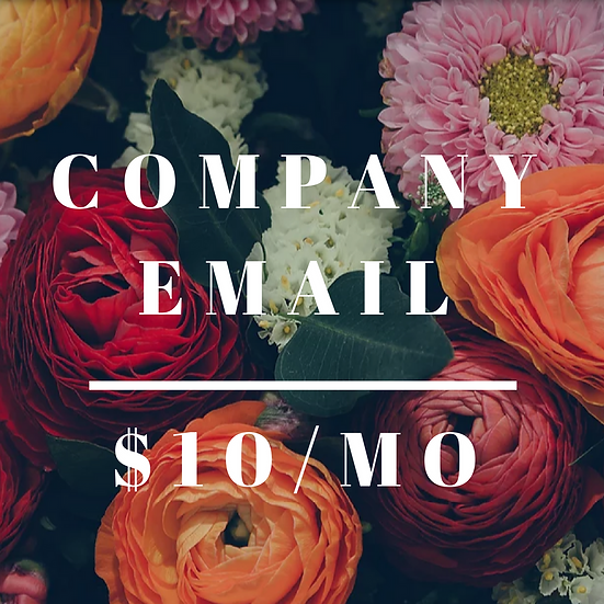 Personalized Company Email