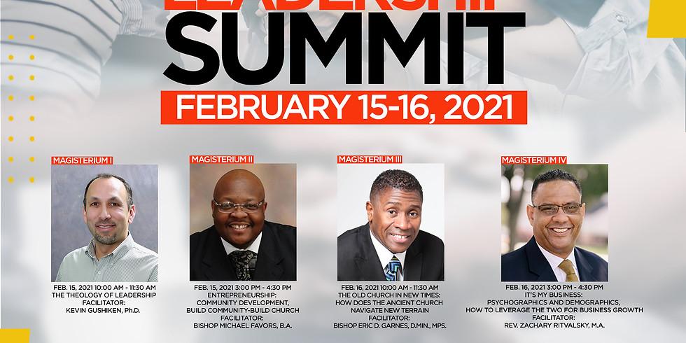 KIC Leadership Summit  ~ 2021