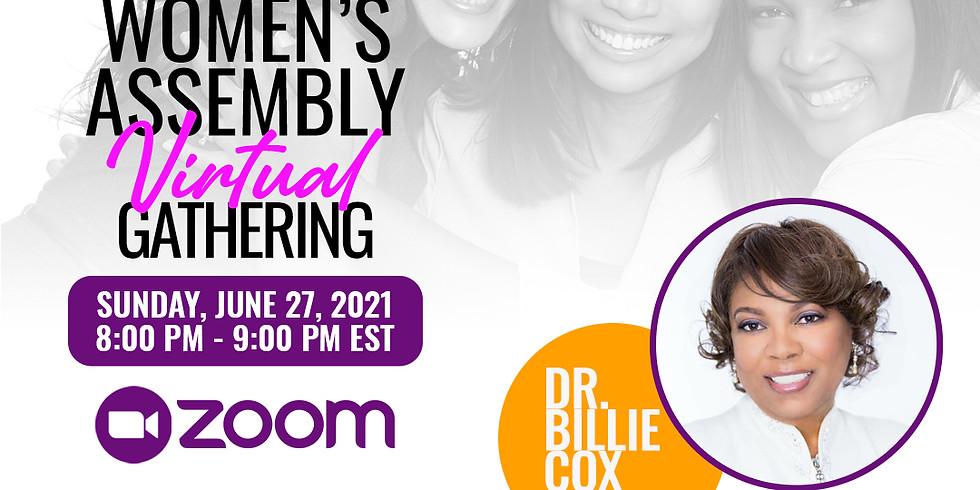 Women's Assembly Virtual Gathering  (1)