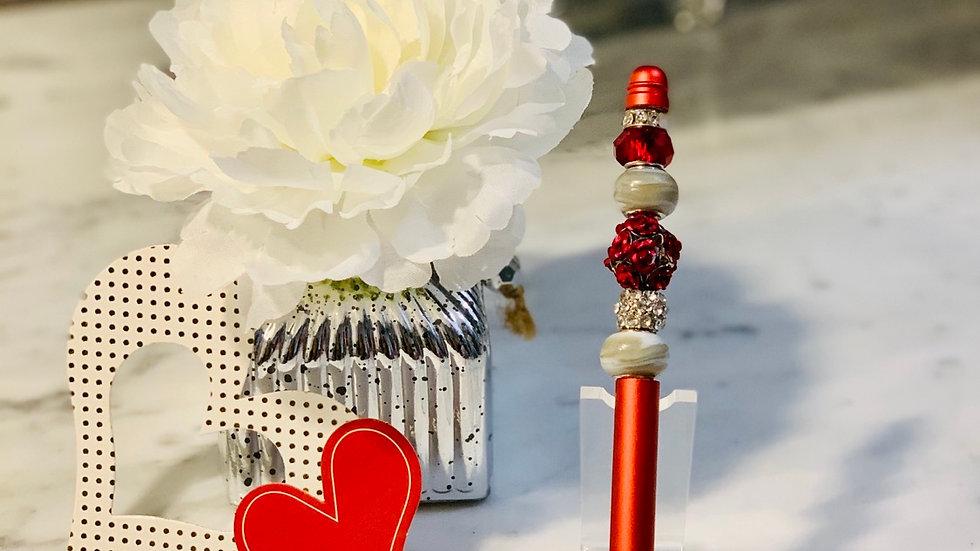 'Romance' Featherlite Pen