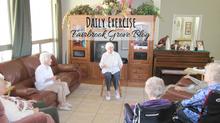 Sittercize for the Elderly