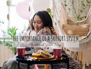 The Importance Of A Support System