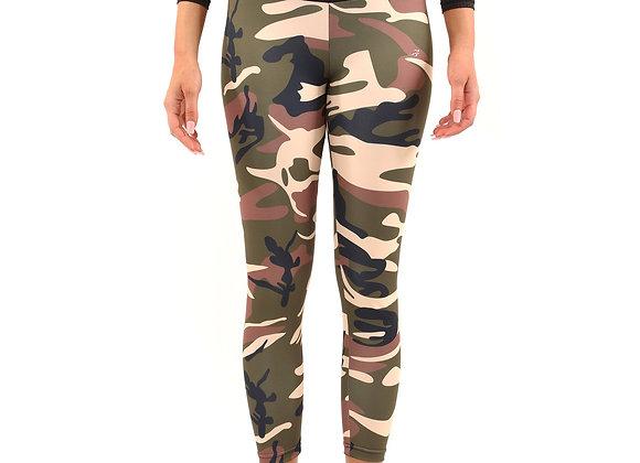 ETHKL Camouflage Leggings