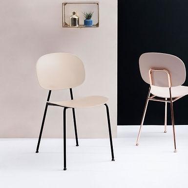 Tondina Pop kėdės- pasteliniai potėpiai