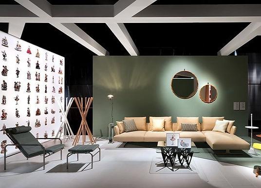 Zanotta 2019 metų kolekcija Milano parodoje
