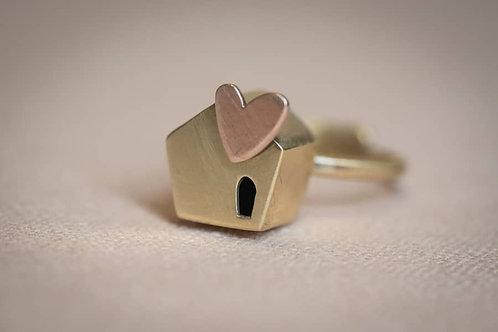 Anello HOME+HEART