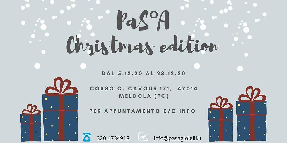 Pasa Gioielli CHRISTMAS EDITION  2020