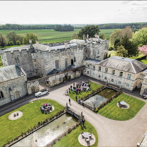 Our Top 10 Wedding Venues In Yorkshire