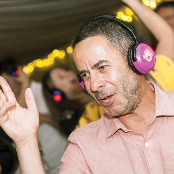 Silent Rave and Disco Showbott Entertainment