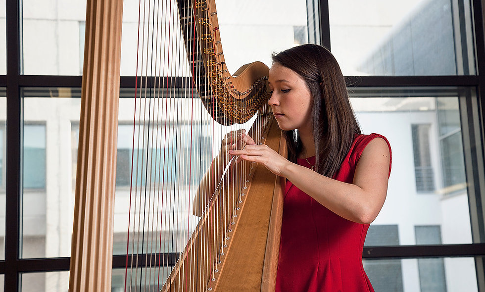 Eloquent Harp