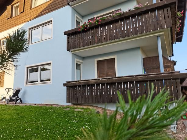 Nock Apartment Balkon