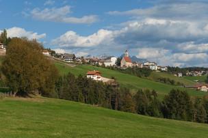 Deutschnofen Dorf Rosengarten - Othmar S