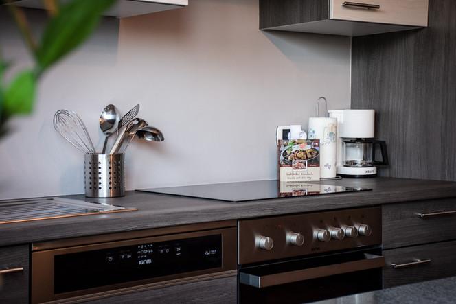 Nock Apartment Küche