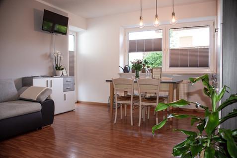 Nock Apartment Wohnküche