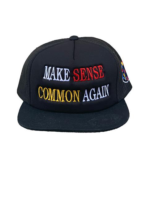 GEMcap (Make Sense) 014 - Black Trucker