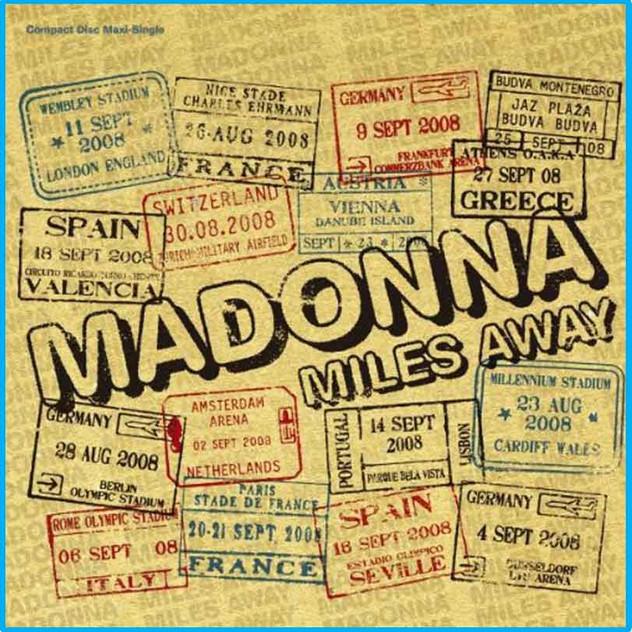 "Madonna ""Miles Away"" (ReBirth Remix)"
