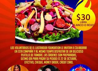 Day of the dead Guatemalan celebration Fundraiser for El Lustrador Foundation. Recaudacion de fondos