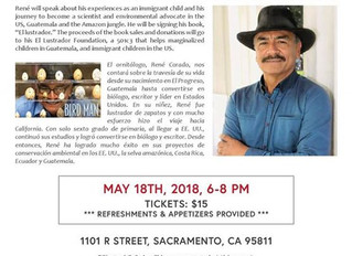 May 18 Presentation in Sacramento